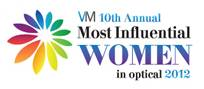 VisionWeb Most Influential Women in Optical 2012