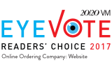2017 EyeVote Readers Choice Award
