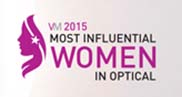 VisionWeb Most Influential Women in Optical 2015